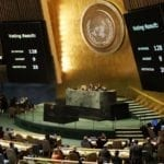 KNIVES OUT: US 'Allies' TURN AGAINST TRUMP, Israel at UN