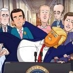LATE NIGHT LECTURE: Stephen Colbert Creating ANTI-TRUMP Animated Series