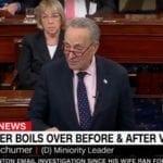SCHUMER MELTDOWN: Chuck GOES NUCLEAR on Senate Floor as GOP Passes Tax Cuts