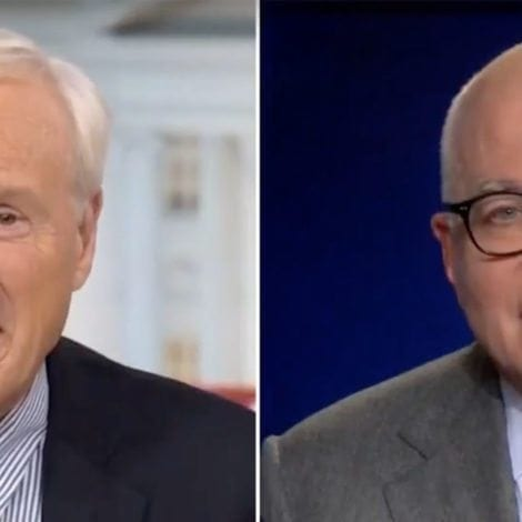 MATTHEWS MELTDOWN: MSNBC Host Compares TRUMP'S SONS with Saddam's Children
