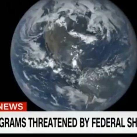 MAINSTREAM METEOR: CNN Says SHUTDOWN Puts US at Risk of ASTEROID Strike