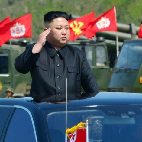 KIM BLINKS: North Korea 'SCALES BACK' Military as Fuel Supplies Dwindle