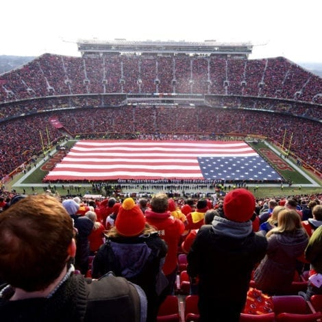 AMERICA'S GAME? NFL REJECTS Pro-Veteran SUPER BOWL Ad