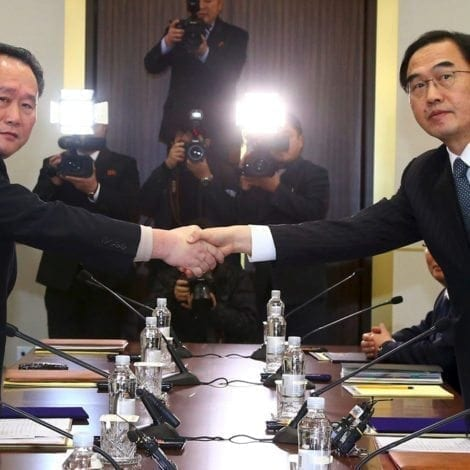DOOMSDAY DELAY: North, South Korea AGREE to 'RELIEVE' Military Tensions