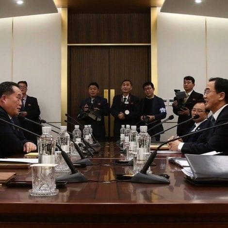 'BIG CREDIT': South Korea Says TRUMP FORCED Kim into Talks