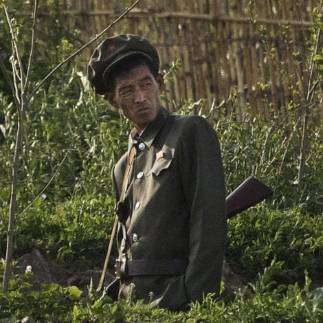 STARVATION ARMY: Kim's Soldiers LOOT FARMS for Food as Rations Run Dry