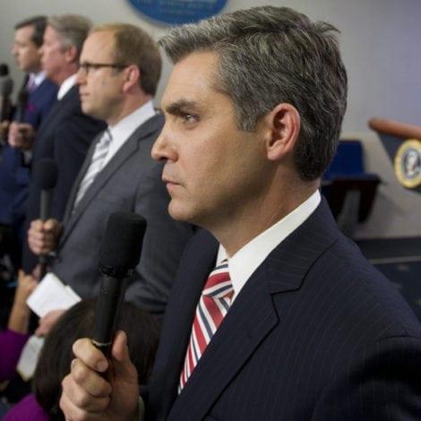 CNN SNOWFLAKE: Jim Acosta 'DISAPPOINTED' in Trump's Davos Speech