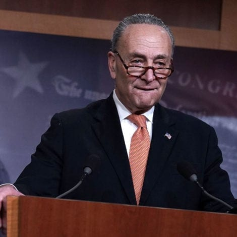 SCHUMER BACKS DOWN: Chuck Schumer CAVES, ENDS Government Shutdown