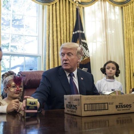 BOMBSHELL: Washington Post Publishes SCANDALOUS Report on Trump's 'Favorite Candy'