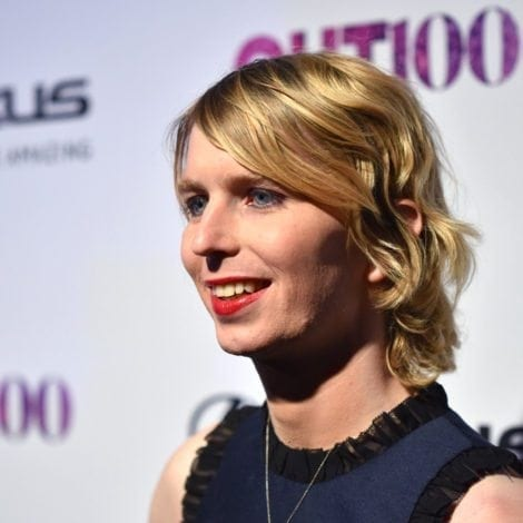 TRAITOR: Chelsea Manning Says 'F*** THE POLICE' on Cop Appreciation Day