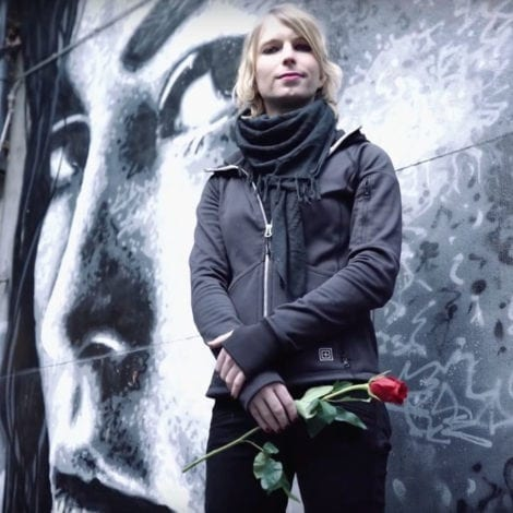 SENATOR MANNING? Chelsea Manning Releases APOCALYPTIC Campaign Video