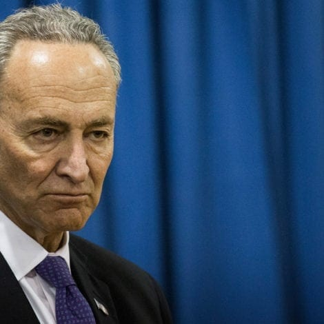 SCHUMER CAVES AGAIN: Dems DROPPING DACA Demand from Budget Bill