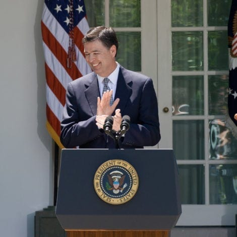 SHOCKER: James Comey PRAISES OUSTED FBI Deputy Director Andrew McCabe
