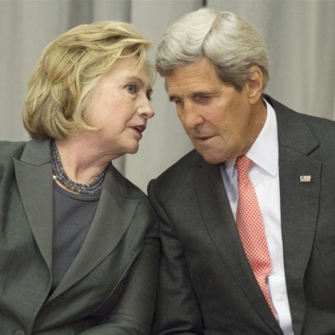 DEEP STATE DEPARTMENT: John Kerry BRIEFED on 'Trump Dossier' in 2016