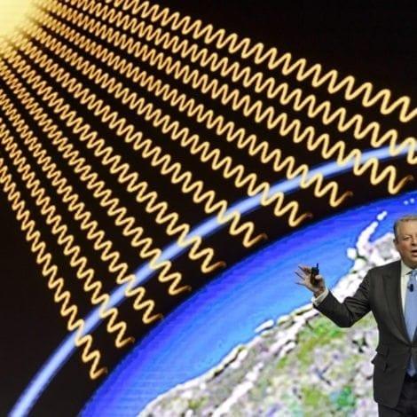 BRAIN FREEZE: Al Gore Says GLOBAL WARMING Behind Frigid Temps