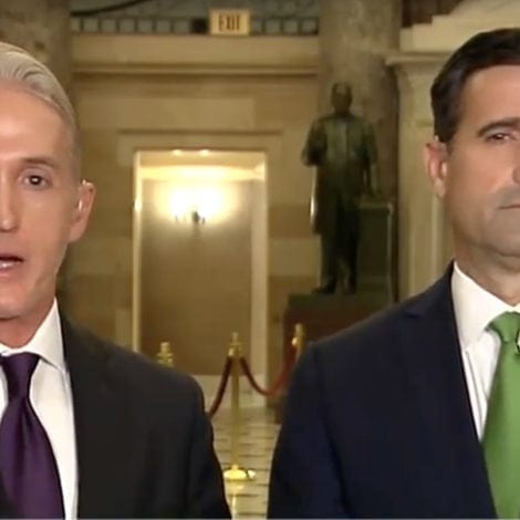 GOWDY UNLEASHED: Rep. Gowdy SLAMS FBI over ANTI-TRUMP Conspiracy