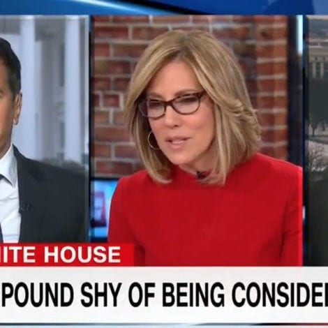 THIS IS CNN: Network Doctor MYSTERIOUSLY CLAIMS Trump Has 'Heart Disease'