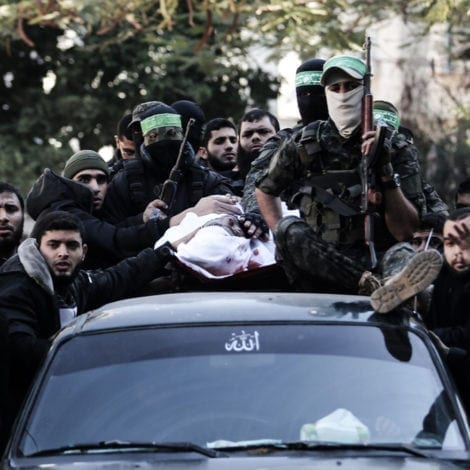 SEE YA: Hamas Co-Founder DIES After 'ACCIDENTALLY' SHOOTING Himself in the Head