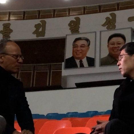 KOREAN VACATION? NBC's Lester Holt UNDER FIRE Over 'CUSHY' North Korea Visit