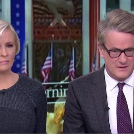 MIKA UNHINGED: 'Morning Joe' Host Says Trump Playing 'DIRTY POOL' in DOJ Probe