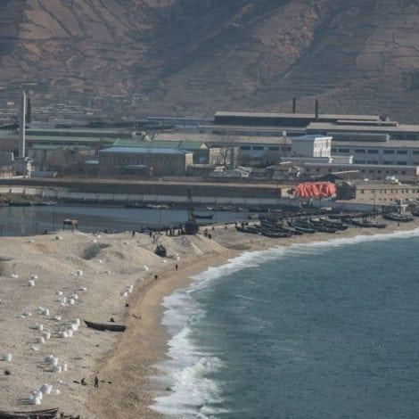 KIM'S HOTEL HELL: North Korea Building BEACH RESORT at NUKE Testing Site