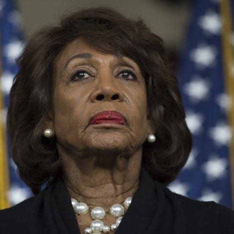 TROUBLED WATERS: Mad Maxine USES MLK to SMEAR President Trump