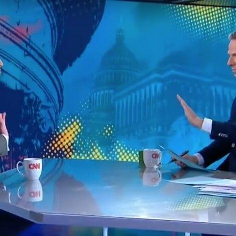 FIREWORKS: CNN's Jake Tapper Throws PUBLIC TANTRUM on Live TV