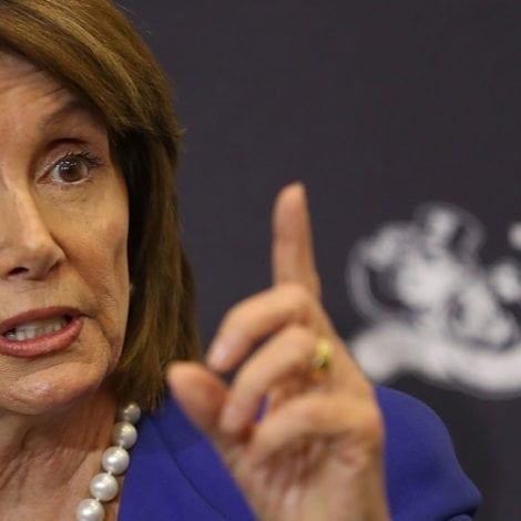 NANCY UNDER FIRE: Dem's BACK OFF Pelosi's 'Make America White Again' Comment