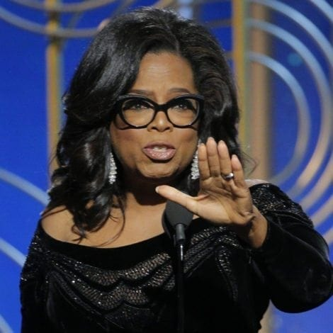 BIAS ALERT: NBC ENDORSES Oprah 2020 During Golden Globes