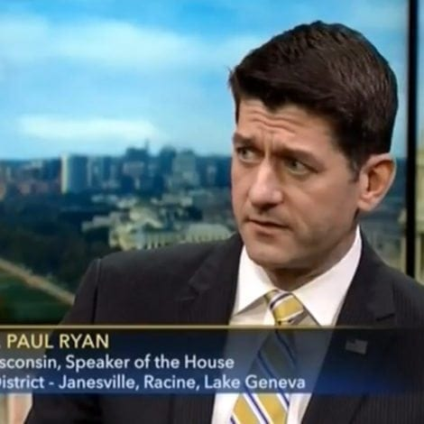OUCH: Paul Ryan UNLOADS on 'SAD' Nancy Pelosi Over 'Crumbs' Comment