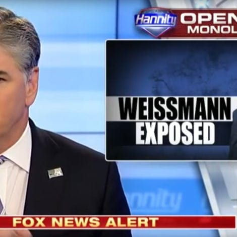 HANNITY: It's Time for Andrew Weissmann to be FIRED and INVESTIGATED