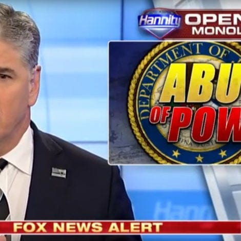 HANNITY: New Evidence Shows WIDESPREAD FISA Abuse Against Trump Campaign