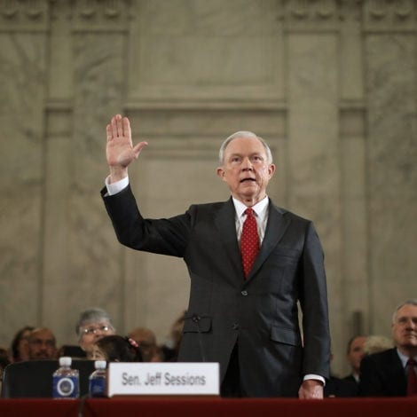 SESSIONS NEXT: The Attorney General is GRILLED for Hours by MUELLER'S Hit Squad