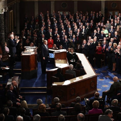 TRUE PATRIOTS: Military Vets Want Democrats' EMPTY SEATS at State of the Union