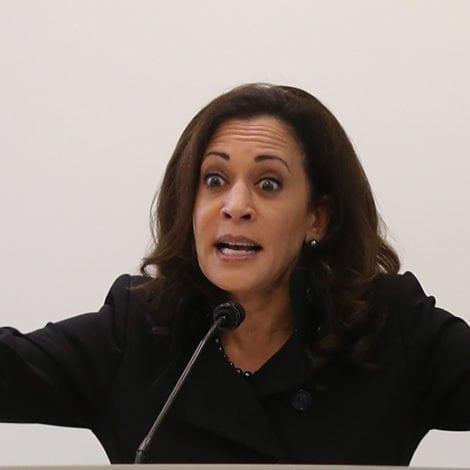 HARRIS UNHINGED: Sen. Kamala Harris TRASHES SCHUMER's Shutdown Surrender