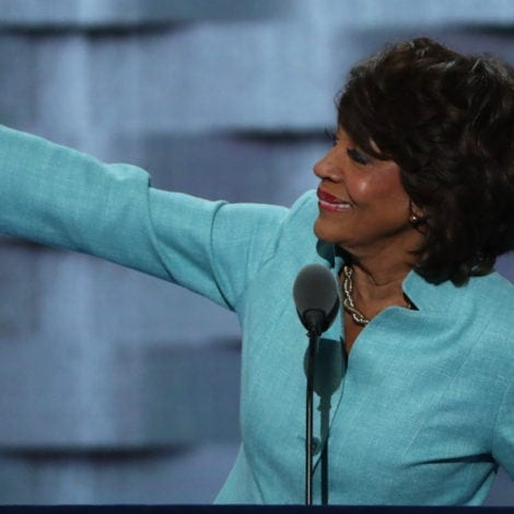 RECLAIMING HER TIME: Maxine Waters to DELIVER 'WOKE' Response to Trump's Address