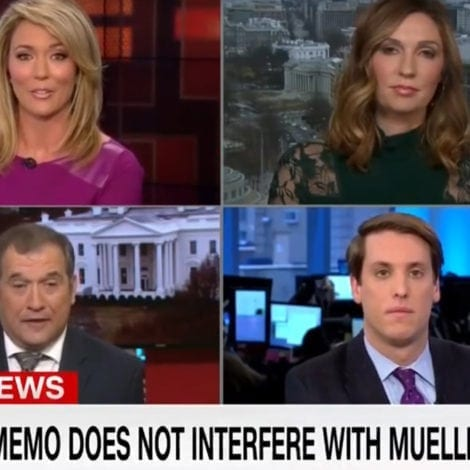 THIS IS CNN: Network Questions if US Will 'Be a Democracy' After MEMO Release
