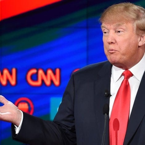 THIS IS CNN: Network's ANTI-TRUMP POLLING Barely Includes Republican Voters