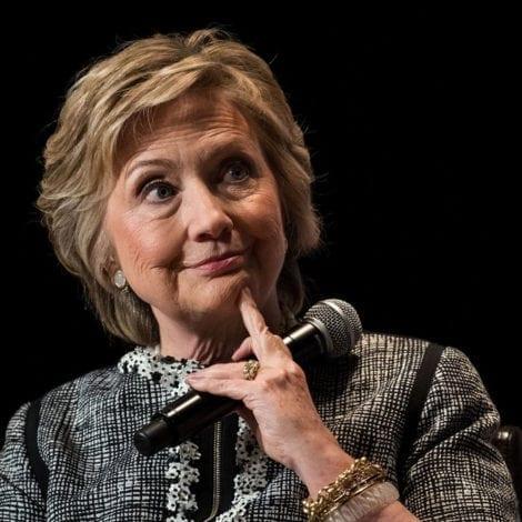 CLINTON DELUSION: Hillary Blames SOCIAL MEDIA for 2016 Election Disaster