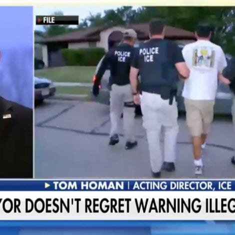 CALIFORNIA SCHEMIN': Officials CONFIRM Mayor's WARNING KEPT 800 Illegal Immigrants on the Streets