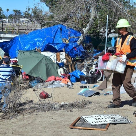 CALIFORNIA CHAOS: Local Community FIGHTS BACK Against 'Sanctuary' TENT CITY