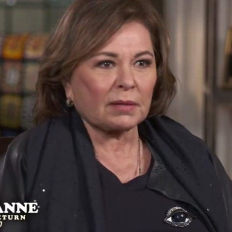 ROSEANNE UNLEASHED: The Comedian TRASHES CLINTON, Says US 'Lucky' Trump is President