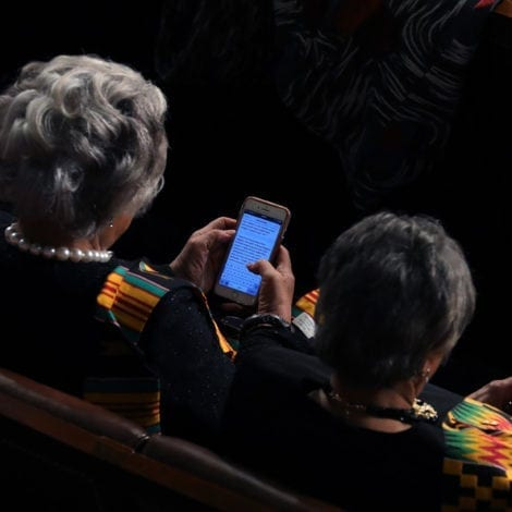 BUSTED: Liberal Rep. CAUGHT Playing CANDY CRUSH During Trump's Address