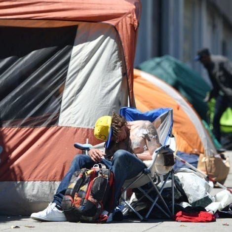 CALIFORNIA CHAOS: Residents Flee 'Sanctuary' San Francisco's 'DISEASED STREETS'