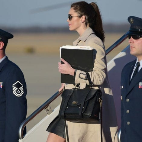 BREAKING: Senior Trump Aide Hope Hicks RESIGNS as White House Communications Director