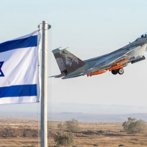 WORLD ON EDGE: Israel WARNS Iran of 'HEAVY BLOWS' After Syria Strike