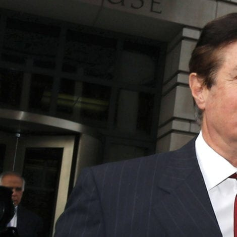 MUELLER STRIKES: Special Counsel INDICTS PAUL MANAFORT… Again
