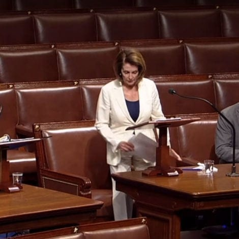 WHAT'S WRONG WITH NANCY? Pelosi Goes on FIVE HOUR RANT in EMPTY ROOM