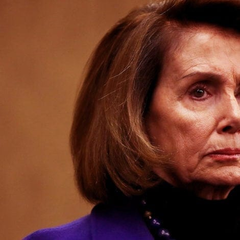 PELOSI PANICS: Nancy's Leadership IN JEOPARDY as Trump, GOP Gain in 2018 POLLS