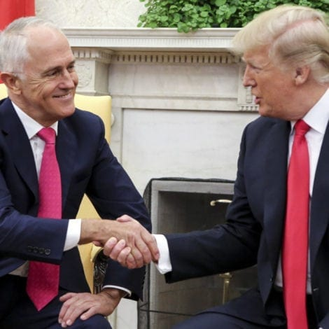 WATCH LIVE: President Trump Holds a Joint Press Conference with Prime Minister of Australia